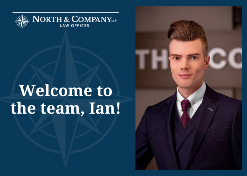 Welcome Ian